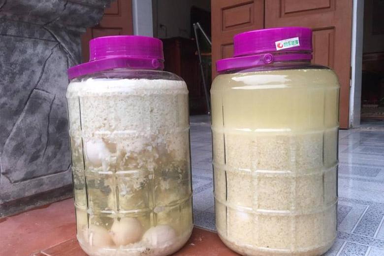 Cách ngâm rượu trứng gà đúng chuẩn